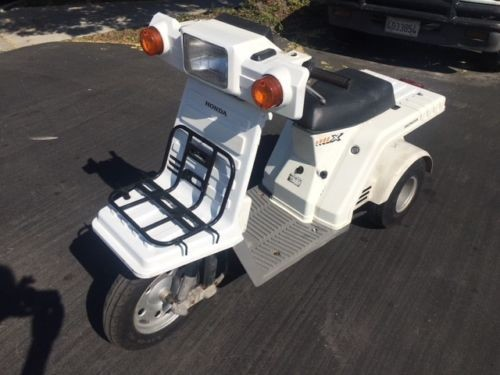 1990 Honda GYRO-X White photo