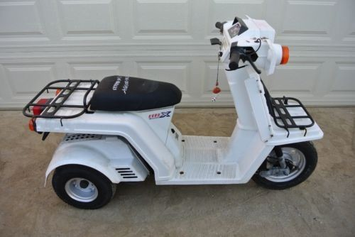 1990 Honda Other White craigslist