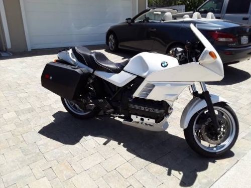 1991 BMW K-Series White for sale craigslist