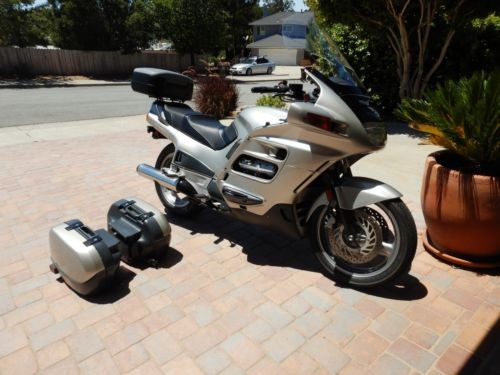 1991 Honda ST1100 Silver with Gray trim craigslist