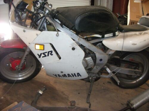 1991 Yamaha Other White photo