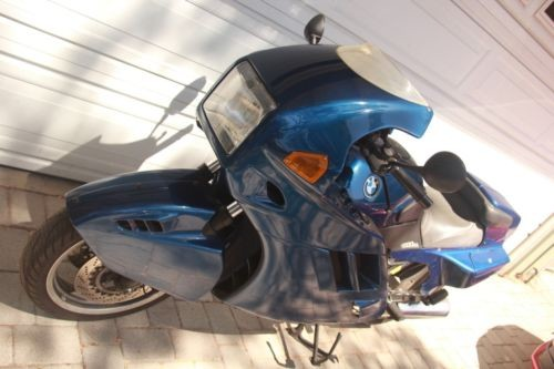 1992 BMW K-Series Blue photo