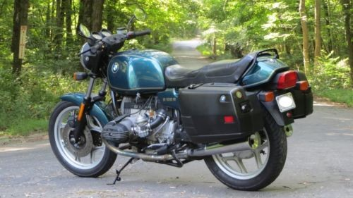 1992 BMW R-Series Green photo