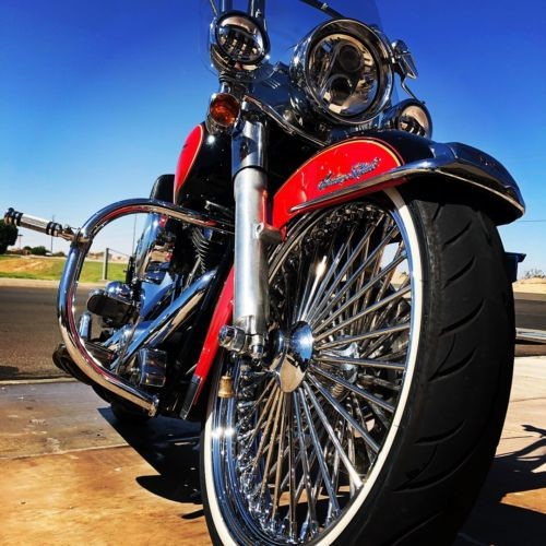 1993 Harley-Davidson Softail Black for sale craigslist