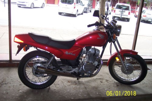 1993 Honda CB RED for sale