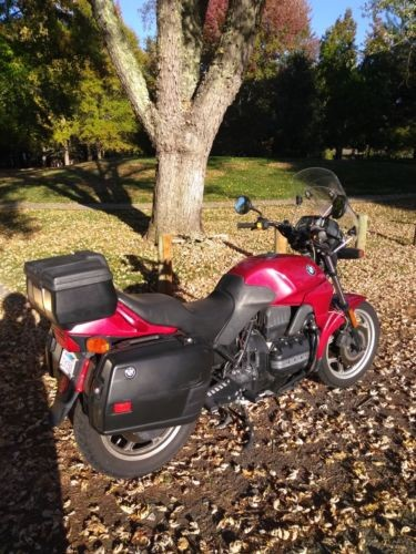 1994 BMW K-Series Red photo