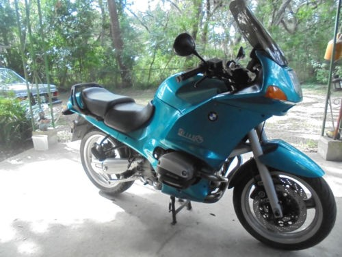 1994 BMW R-Series Blue photo