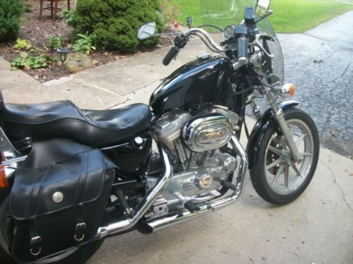 1994 Harley-Davidson Sportster Black photo