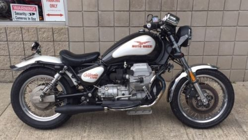 1994 Moto Guzzi 1100i California Gray photo