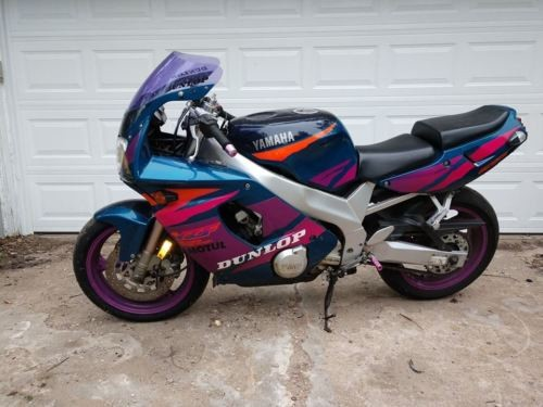 1994 Yamaha YZF Multi Colored for sale