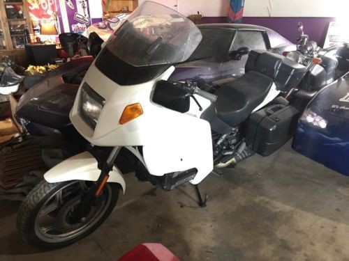 1995 BMW K-Series White for sale