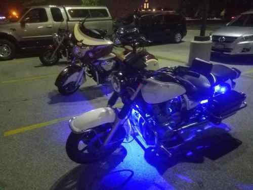 1995 Kawasaki KZ1000P Police White for sale