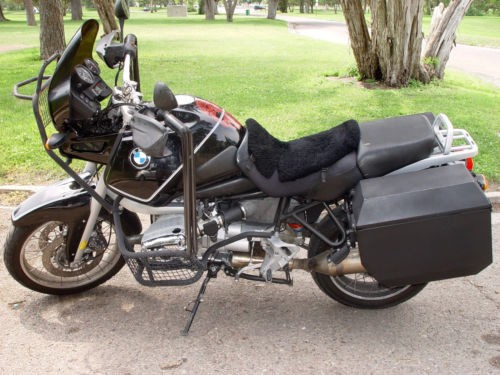 1996 BMW R-Series Black for sale