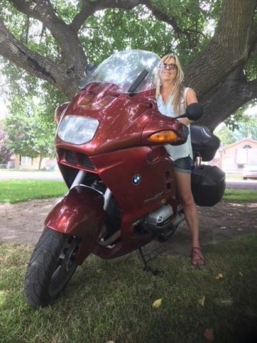 1996 BMW R-Series Red for sale