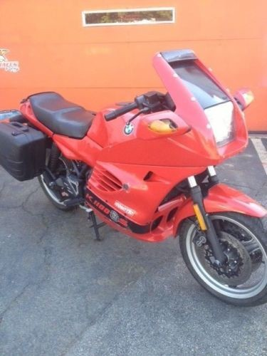 1996 BMW R-Series Red photo