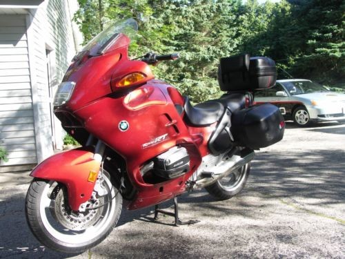 1996 BMW R-Series SIENA RED for sale craigslist