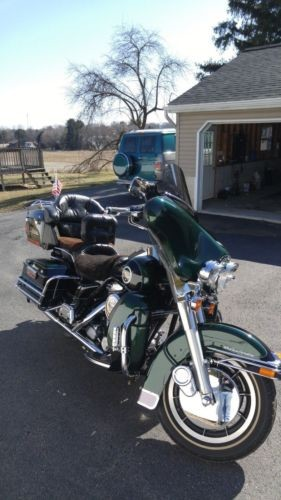 1996 Harley-Davidson Other Green photo