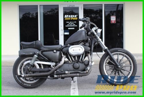 1996 Harley-Davidson Sportster Black photo