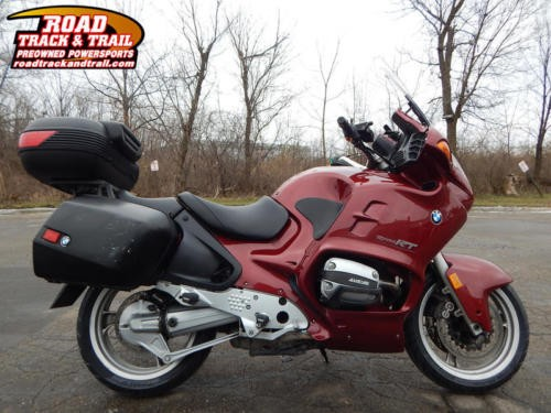 1997 BMW R 1100 RT -- Maroon photo