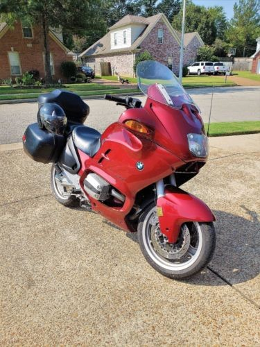 1997 BMW R-Series Red photo