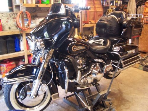 1997 Harley-Davidson Touring Black photo