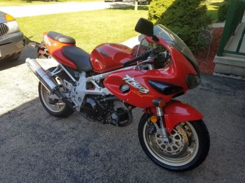 1997 Suzuki Other Red for sale