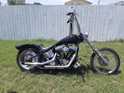 1998 Harley-Davidson Chopper Black Cherry Metalic for sale craigslist