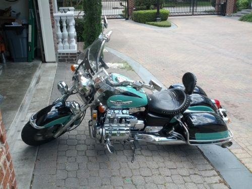1998 Honda Valkyrie Green for sale craigslist