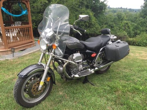 1998 Moto Guzzi California Black/Gray photo