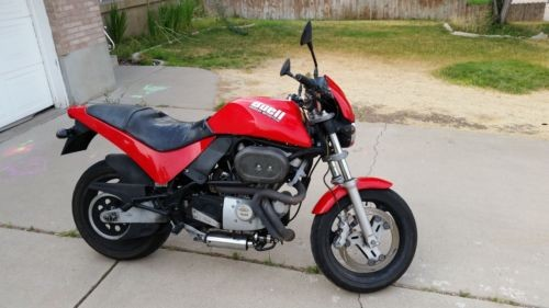 1999 Buell Cyclone Red photo
