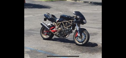 1999 Ducati Superbike Black photo