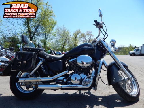 1999 Honda Shadow Ace 750 -- Black photo