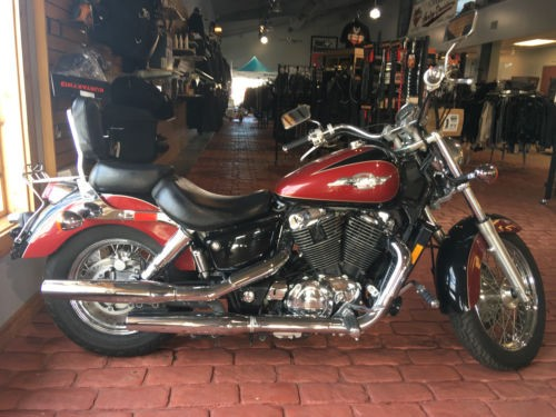 1999 Honda Shadow  photo