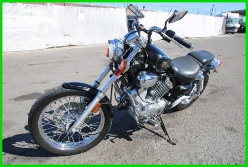 1999 Yamaha Virago Black photo
