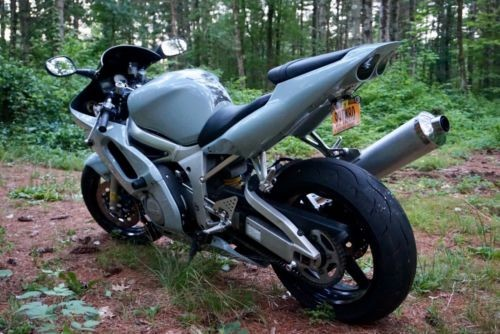 1999 Yamaha YZF-R Gray photo