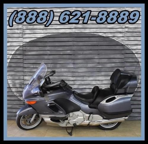 2000 BMW K1200LT ABS AS-IS Blue photo