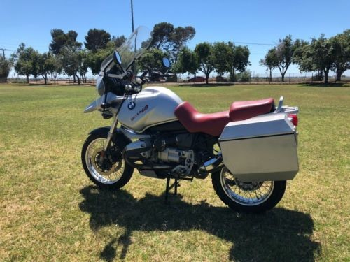 2000 BMW R-Series Silver photo