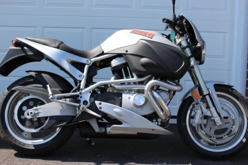 2000 Buell Lightning Silver for sale craigslist