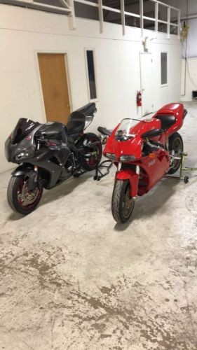 2000 Ducati Superbike Red craigslist