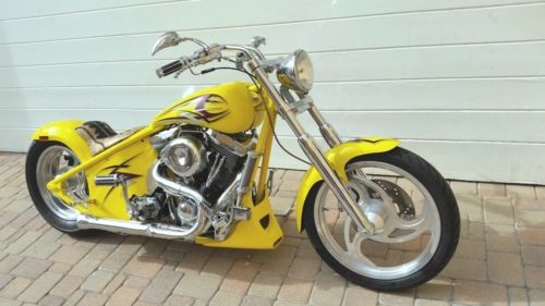 2000 Harley-Davidson SPCN ( Harley Frame) Yellow w Tribal Painted Details in Black Gray & Dark Purple for sale craigslist
