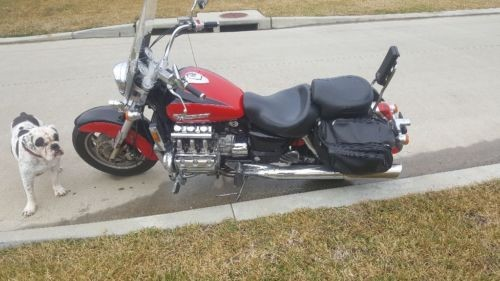 2000 Honda Other Black and red photo