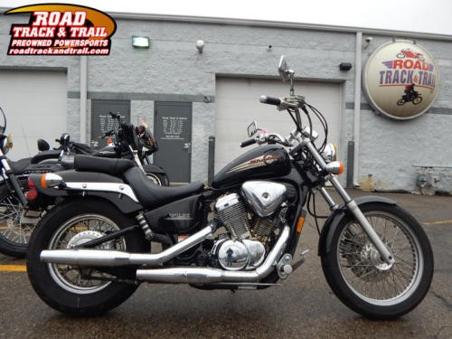 2000 Honda Shadow VLX-600 — Black craigslist