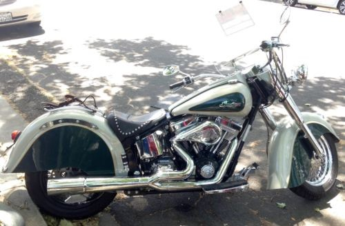 2000 Indian Chief Green for sale