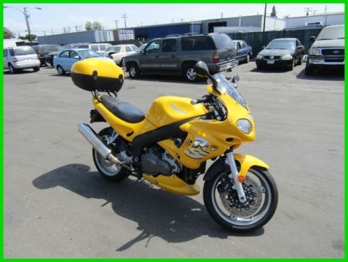2000 Triumph Sprint Yellow for sale