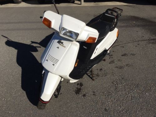 2000 Yamaha Other White photo