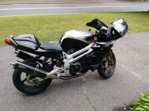 2001 Aprilia Falco Silver for sale
