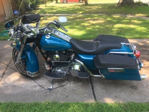 2001 Harley-Davidson Touring Blue for sale craigslist