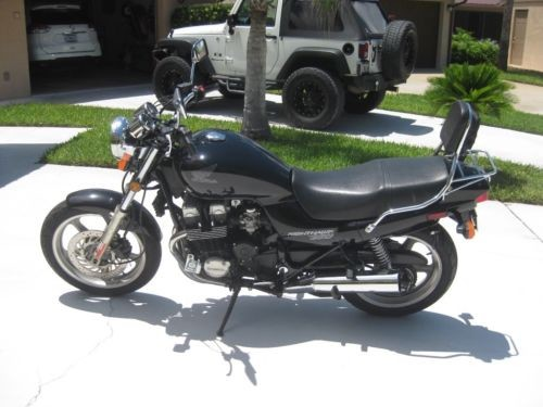 2001 Honda Nighthawk Black for sale