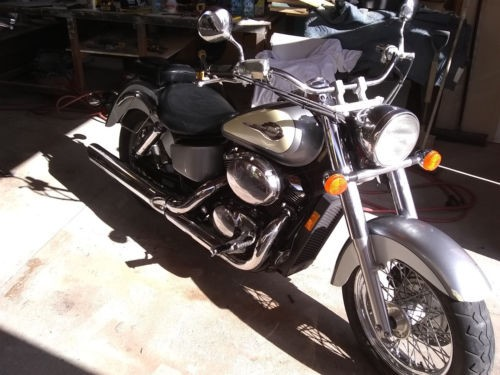 2001 Honda Shadow  photo
