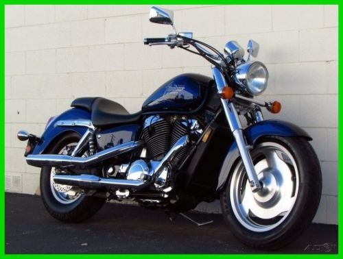 2001 Honda VT1100 BLU for sale